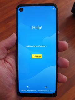 Motorola One Action - Impecable - Acepto Mercadopago - Libre