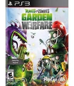 Plants Vs Zombies Garden Warfare Ps3 Psn Envio Na Hora!