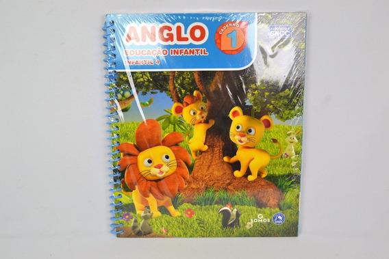 Apostila Anglo Caderno 1 Educacao Infantil 4 Somos Educacao