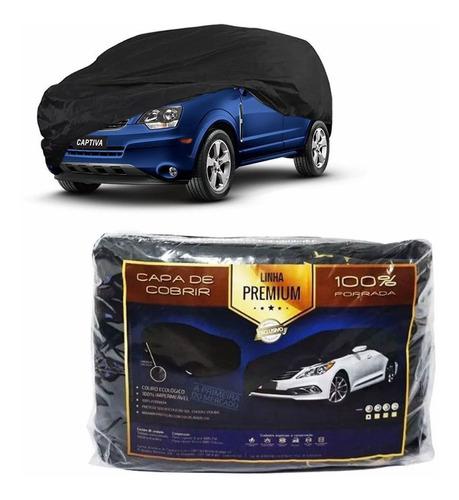 Imagem 1 de 3 de Capa Couro Cobrir Chevrolet Captiva Forro Total