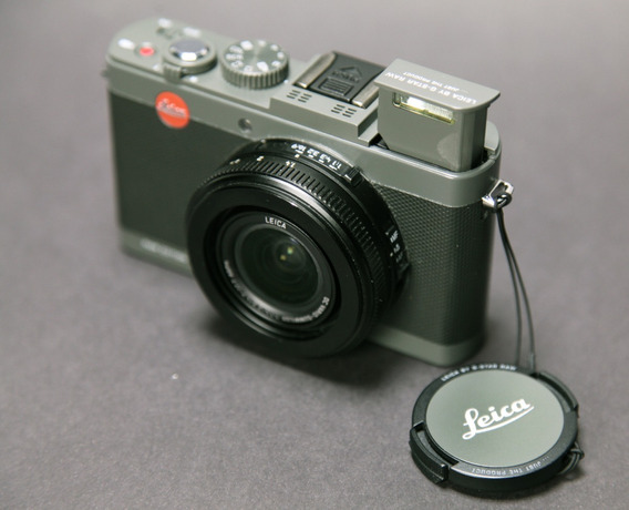 Camera Leica D-lux 6 G-star Raw Edition C/ Viewfinder