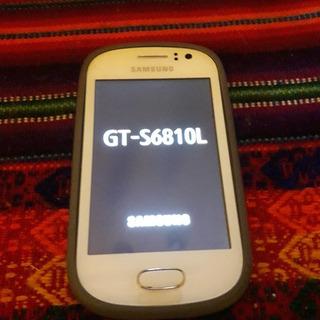 Celular Samsung Galaxy Gts 6810 L 4 Gb M. Interna, 1 Gb Ram