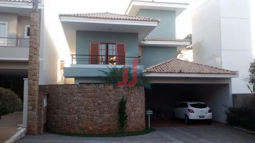 Imagem 1 de 19 de Casa À Venda, 3 Quartos, 2 Suítes, 4 Vagas, Condomínio Granja Olga Ii - Sorocaba/sp - 6355