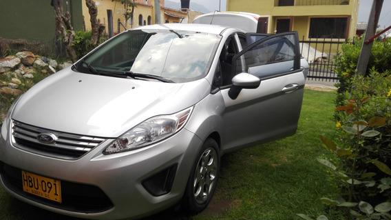 Ford Fiesta Se Mecanico 2013