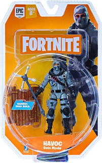 Fortnite Figura De Havoc Articulada 10 Cm Toy Fnt0096