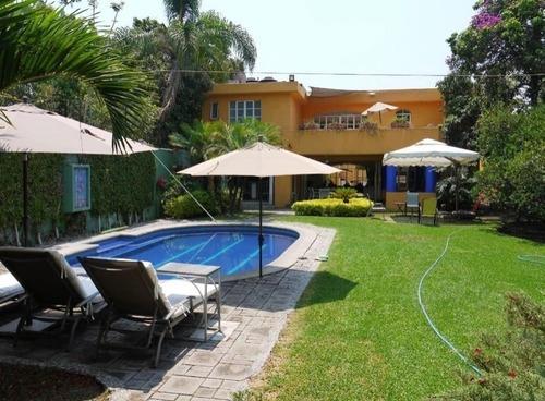 Casa Venta En Lomas De Cuernavaca, Morelos