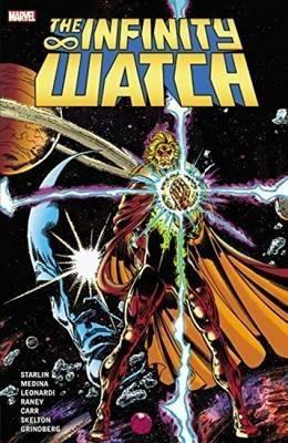Infinity Watch Tp Vol 1 + 2