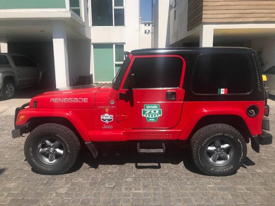 Jeep Wrangler 4x4 Toldo Duro 1997