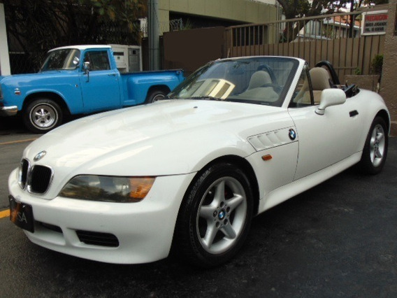 Bmw Z3 1998 Convertible Automatico A/c Impecable