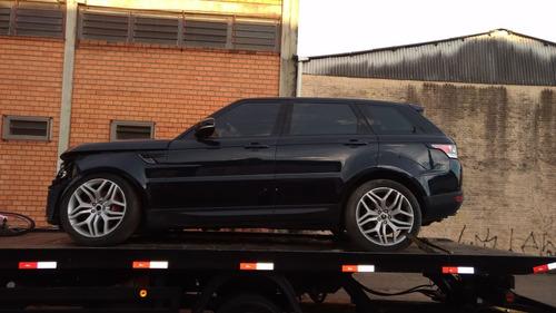 Sucata Acessórios Peças Land Range Rover Sport 2014 575cv