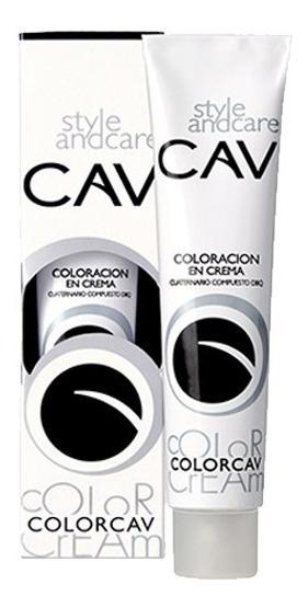Coloración En Crema Cav (x30 Unidades)