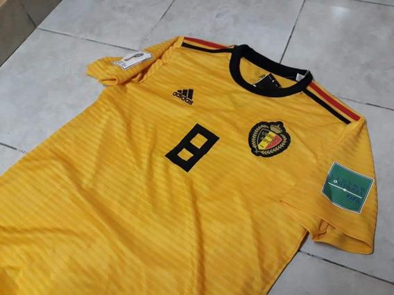 Camiseta Bélgica 2014