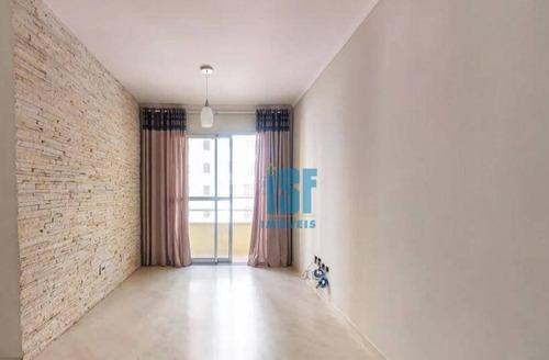 Imagem 1 de 29 de Apartamento Com 2 Dormitórios À Venda, 62 M² Por R$ 259.999 - Jaguaribe - Osasco/sp - Ap25186. - Ap25186