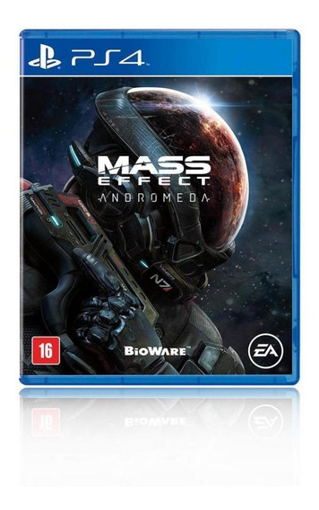 Jogo Game Mass Effect Andromeda - Ps4