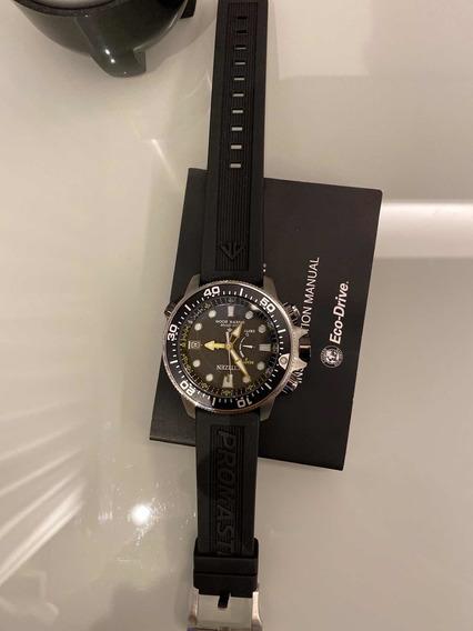 Relógio Citizen Pode Retirar Em Mãos
