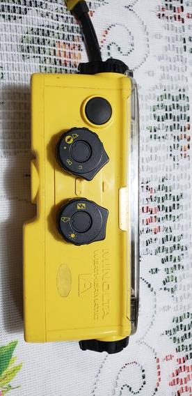 Câmera Minolta Weathermatic A