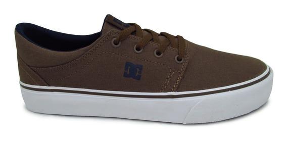 Tenis Dc Shoes Trase Tx Mx Adys300474 Sht Shittake Unisex