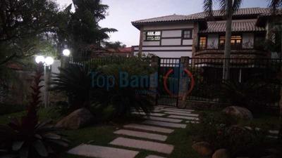 Casa Em Condomínio-locação-barra Da Tijuca-rio De Janeiro - Ticn50006