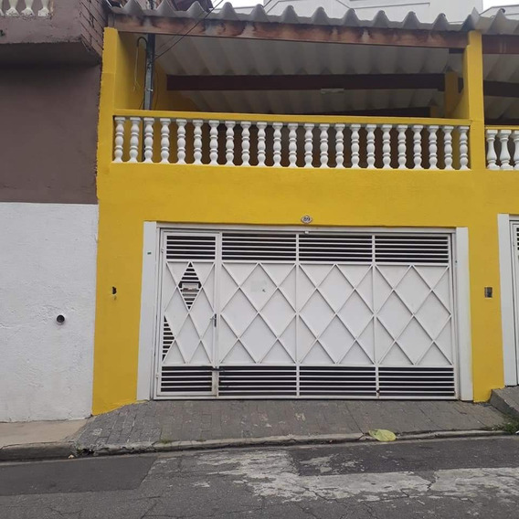Sobrado Na Vila Matilde Com 2 Suítes E 2 Vagas Ac Financiar