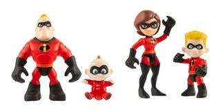 Muñecos Los Increibles Surtidos De Modelos Pack X 2