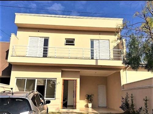 Sobrado Residencial À Venda, Villaggio Di Itaici, Indaiatuba. - So1289