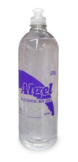 Alcohol En Gel 1 Litro