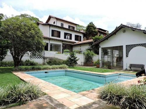 Casa Com 4 Dormitórios Suítes À Venda, 480 M² Por R$ 1.480.000 - Forest Hills - Jandira/sp - Ca0122