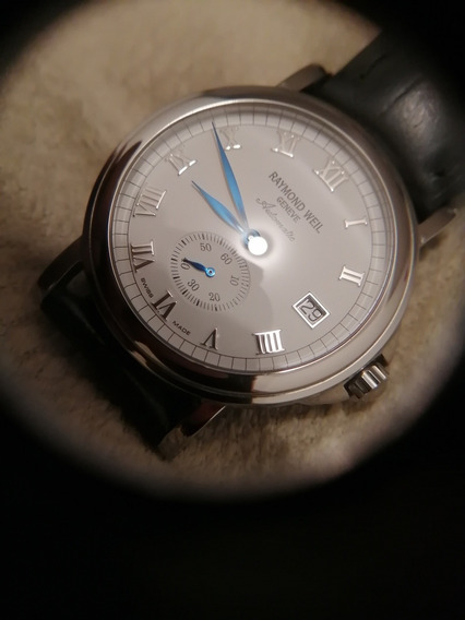 Reloj Raymond Weil Geneve Tradition 38mm
