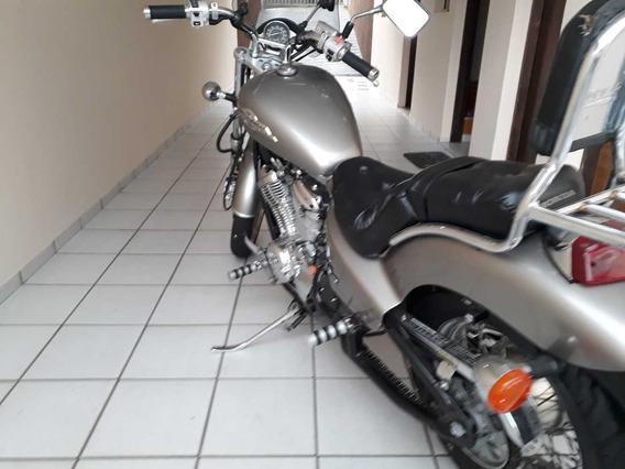 Honda/vt 600c Shadow
