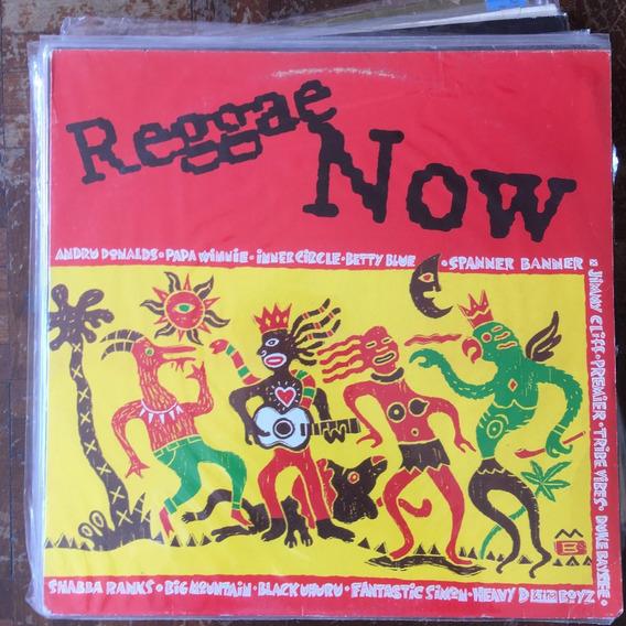 Lp - Coletânea - Reggae Now