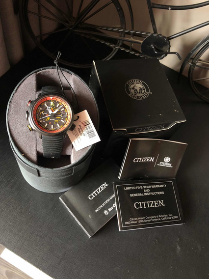 Citizen Altichron Promaster Ecodrive