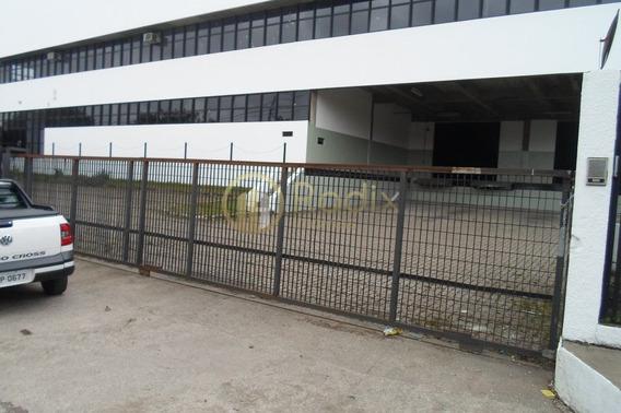 Tamboré, Galpão Pé Direito 11metros, - Rx7948