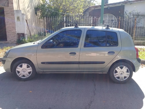 Renault Clio 2 1.6 16v Expression 2006 Impecable