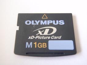Cartão De Memória Xd Olympus M 1gb