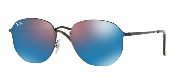 Ray Ban Blaze Hexagonal Rb 3579n Óculos De Sol