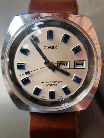 Timex Automático Vintage