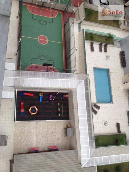 Apartamento Para Venda Tem 130m² Com 4 Quartos Em Vila Moreira - Guarulhos/sp - Ap0262