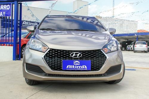 Hyundai Hb20 2019 1.6 Comfort Plus Flex 5p