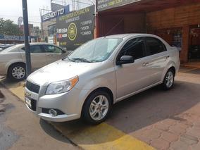 Chevrolet Aveo 1.6 Ltz L4 At 2014