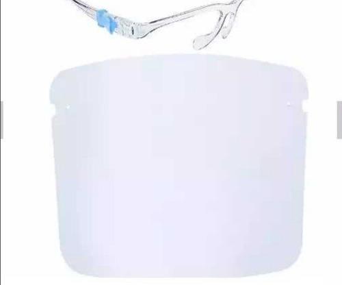 Acetato De Repuesto Para Careta Fácial Estructura Tipo Gafas