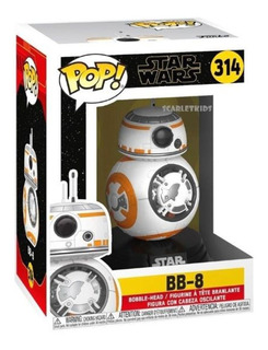 Funko Pop 314 Bb-8 Star Wars Wabro. 9886