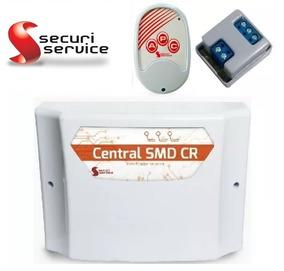 Central Cerca Elétrica Choque E Alarme Smd10.000cr +protetor