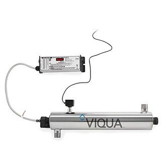 Viqua Vh410m Uv Water Purification System