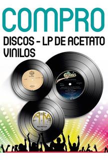 Compro Discos Lp Ninyl De Acetato, Vinilos, $1,99usd