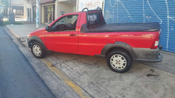 Fiat Strada 1.4 Working Cs Aa 2012 Oportunidad Liquido!!!!!