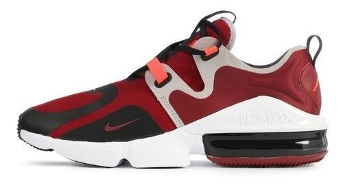 Tenis Nike Air Max Infinity Hombre Tekno Force Running Moda