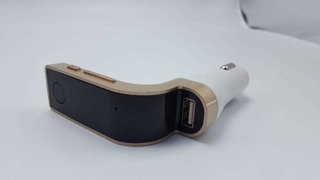 Transmisor Bluetooth G7 Adaptador Radio Carro