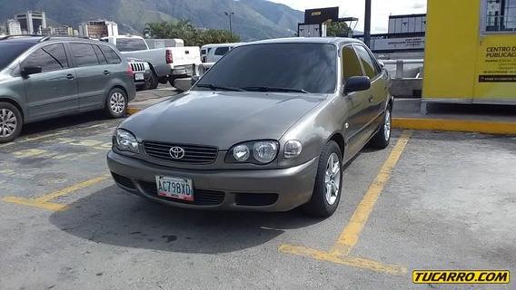 Toyota Corolla Xle- Automático