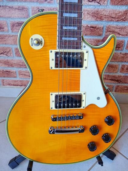 Guitarra Les Paul Condor Clp 2 Amarela Yellow