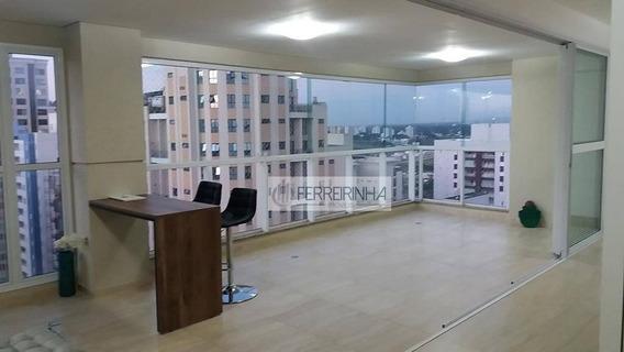Apartamento Com 3 Suítes À Venda, 160 M² Por R$ 1.705.000 - Jardim Aquarius - São José Dos Campos/sp - Ap3288